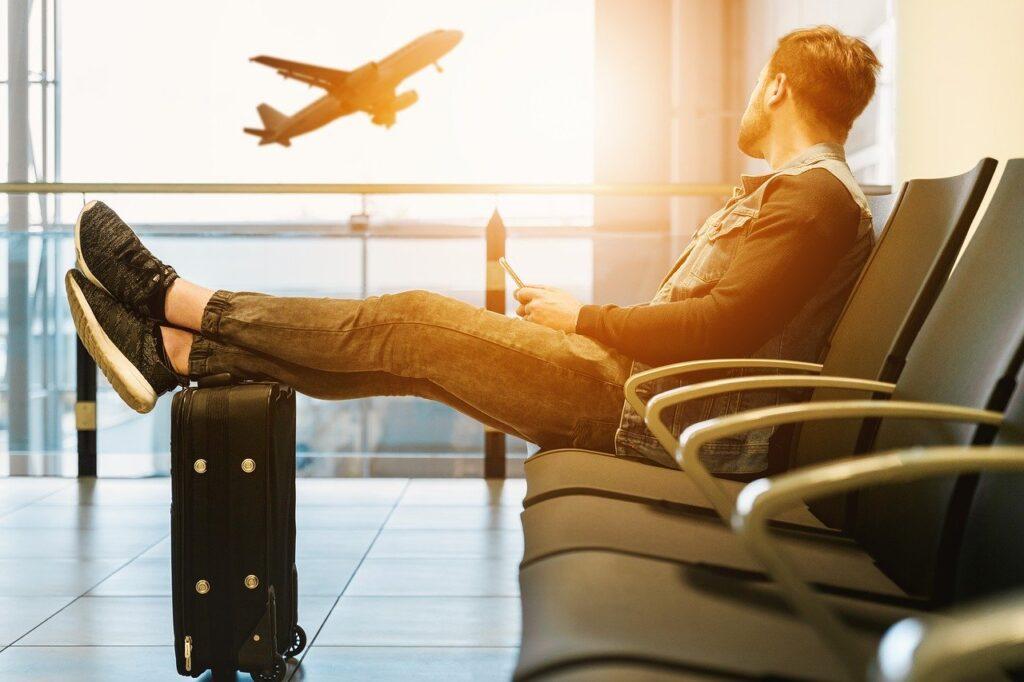 Besparen op vliegtickets