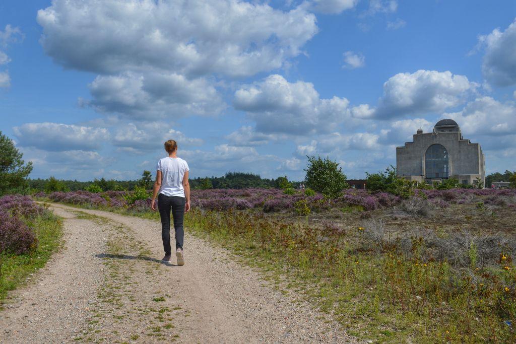 Mooie heidewandelingen op de Veluwe: Radio Kootwijk