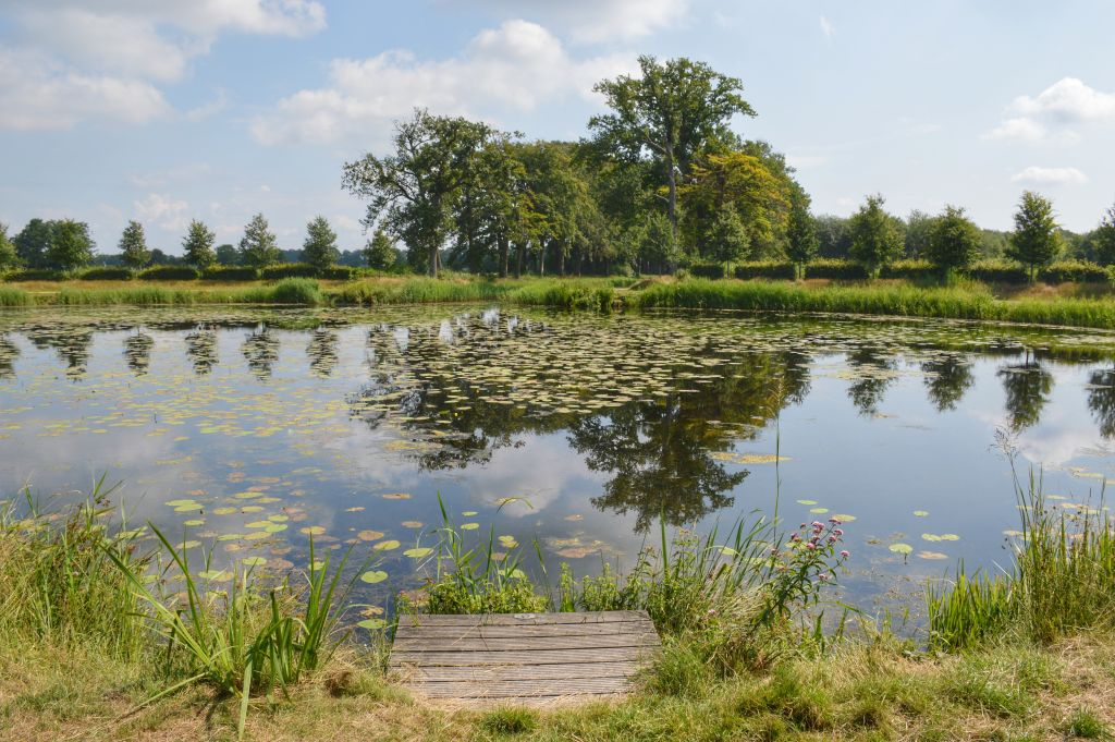 Grand canal Renswoude