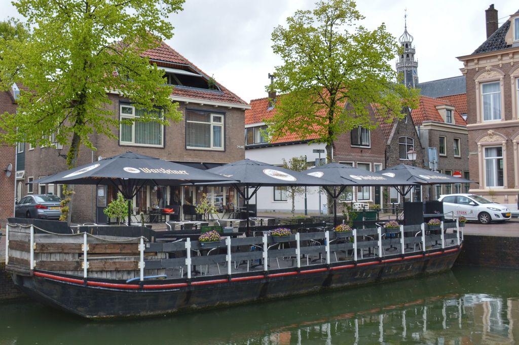 Terrasboot Hoorn