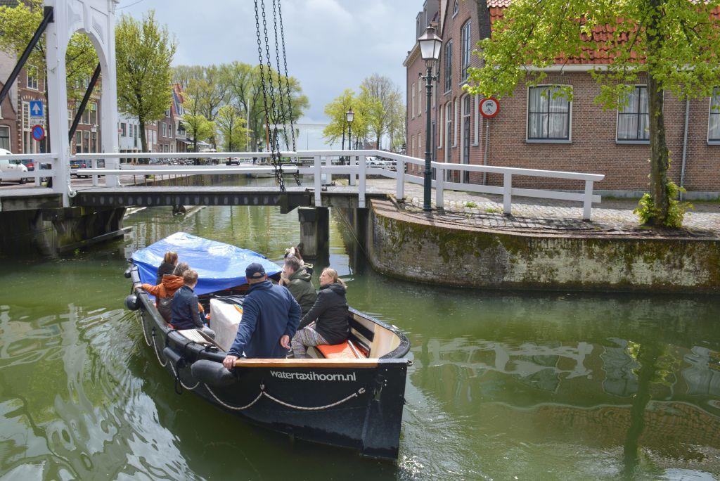 Watertaxi Hoorn
