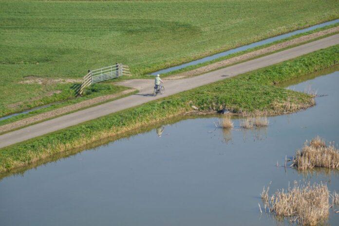 mooie fietsroutes langs rivieren