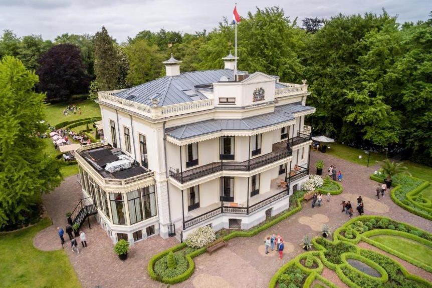 Hotels op de Veluwe: Kasteel de Vanenburg