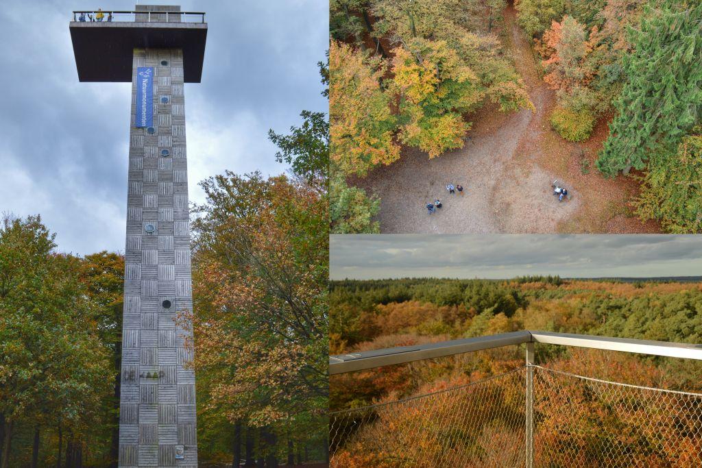 Mooie uitzichtpunten Utrechtse Heuvelrug: Uitkijktoren de Kaap