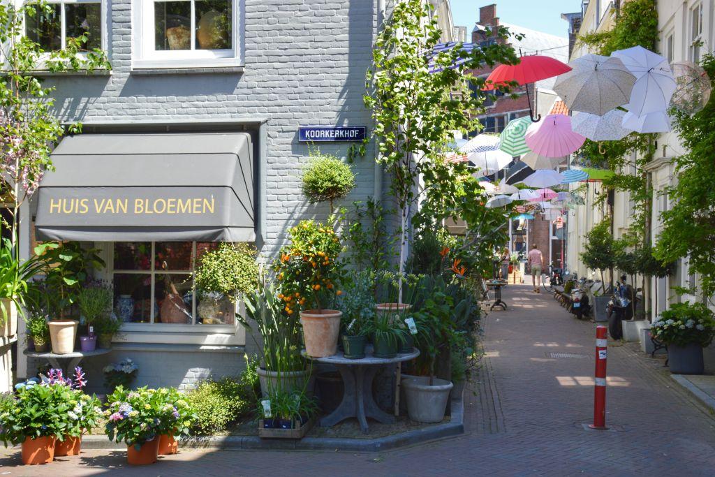 Huis van Bloemen - Middelburg