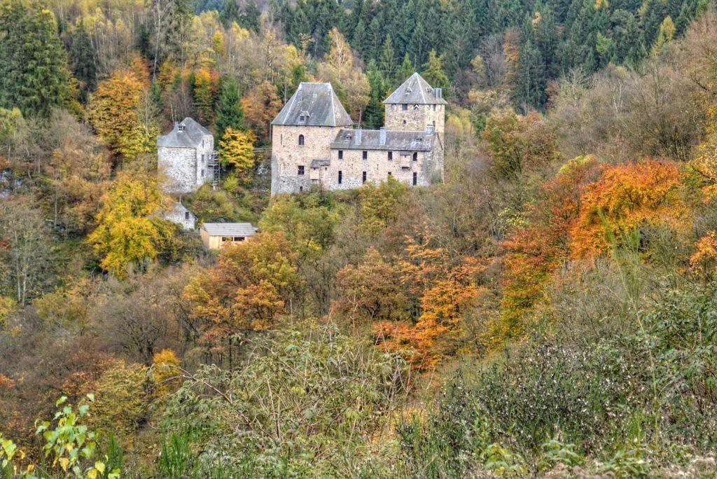 Leuke tips Ardennen: wandelen rond Burcht Reinhardstein