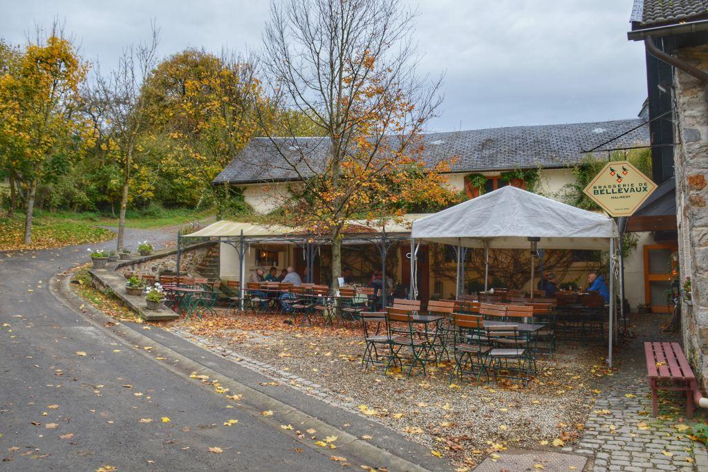 Leuke tips Ardennen: Brasserie Bellevaux
