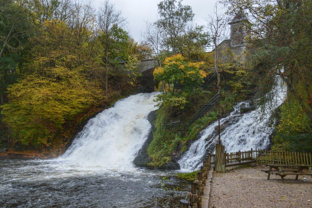 Leuke tips Ardennen: watervallen van Coo